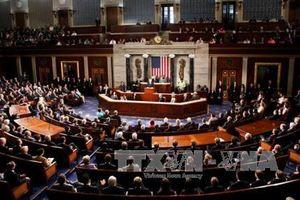 Hạ viện Mỹ tiếp tục tháo gỡ tình trạng chính phủ đóng cửa