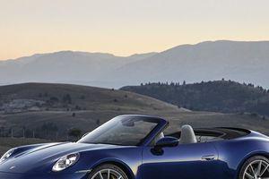 Porsche 911 đời 2020 phiên bản mui trần thế hệ mới có gì đặc biệt?