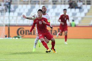 ĐT Việt Nam thua trận thứ 2 tại Asian Cup 2019