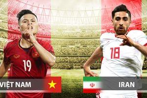 Trực tiếp ĐT Việt Nam 0-2 ĐT Iran (KT): Azmoun lập cú đúp, khác biệt ở đẳng cấp