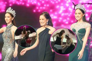 Hương Giang đích thân làm điều này với Yoshi và chủ tịch MIQ Alisa: Hoa hậu 'chủ nhà' quá đáng yêu!