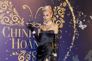 Phí Phương Anh diện trang sức hơn 2 tỉ hóa Audrey Hepburn tại chung kết The Tiffany Việt Nam