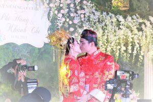 Lâm Khánh Chi tiết lộ tên con trai đầu lòng trong tiệc kỷ niệm 1 năm ngày cưới