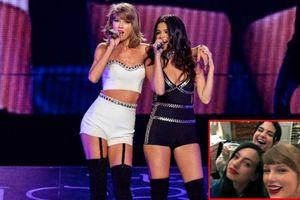 Taylor Swift và Selena Gomez 'hội ngộ' đầu năm kỉ niệm tình bạn thắm thiết hơn 13 năm