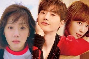 Han Ji Min trẻ đẹp ở teaser 'Dazzling', poster mới của Lee Na Young - Lee Jong Suk trong 'Romance is A Bonus Book'