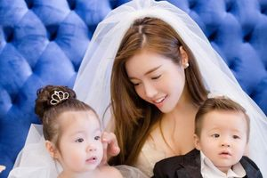 'Mẹ 2 con' Elly Trần hot nhất năm: Bất ngờ hé lộ chồng Tây cùng câu chuyện có 1 không 2