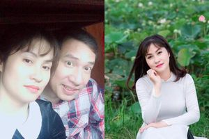 Đã 3 lần sinh nở và có con gái lớn 17 tuổi, bà xã kém 11 tuổi của 'táo kinh tế' Quang Thắng vẫn mặn mà, xinh đẹp