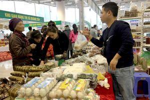 'Đặc sản' OCOP Quảng Ninh đã lên kệ siêu thị phục vụ người dân Thủ đô