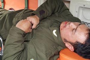 Đề nghị khởi tố 'cò' taxi đánh nhân viên an ninh sân bay Nội Bài