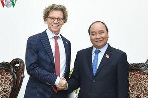 'Quan hệ Việt Nam-Thụy Điển đang bước sang một giai đoạn mới'
