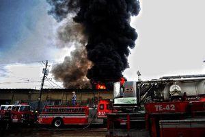 Cháy trung tâm phục hồi chức năng ở Ecuador, 18 người chết