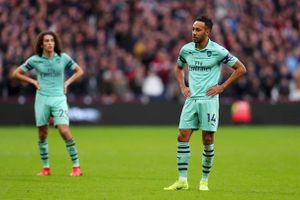 West Ham 1-0 Arsenal: Nỗ lực bất thành