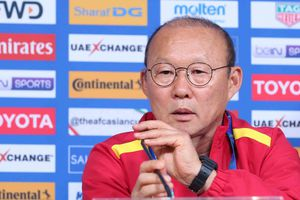 HLV Park Hang Seo: Dù chỉ có một cơ hội tuyển Việt Nam cũng cố gắng