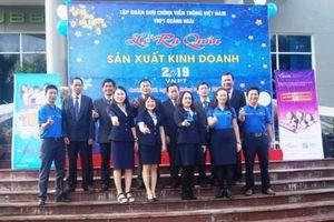 VNPT Quảng Ngãi ra quân triển khai kế hoạch năm 2019