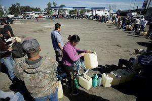 Hứa là làm, Tổng thống Mexico cương quyết dẹp nạn trộm cắp xăng dầu