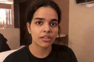 Canada tiếp nhận cô gái Saudi Arabia chạy trốn bạo hành