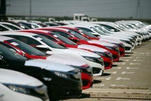 Việt Nam chi 1,8 triệu USD để nhập khẩu ô tô chủ yếu từ Thái Lan và Indonesia