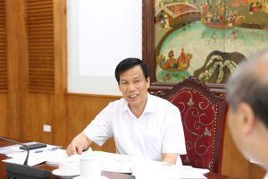 Bộ trưởng Bộ VHTTDL Nguyễn Ngọc Thiện: 'Mong muốn sẽ đặt được nền móng cho văn hóa ở thời đại mới'