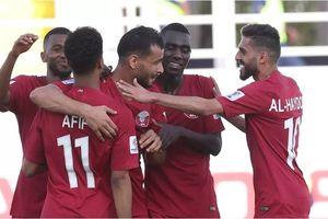 Tuyển Qatar thắng CHDCND Triều Tiên 6-0 bằng cú poker của Almoez Ali