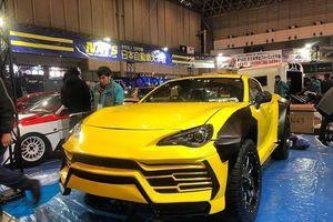 Siêu xe Lamborghini Urus bán tải do sinh viên đại học chế tạo