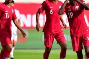 Kết quả Asian Cup 2019: Ali lập 'poker', Qatar 'đánh tenis' trước Triều Tiên