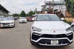 'Soi' biển độc trên Lamborghini Urus hơn 23 tỷ của Minh Nhựa