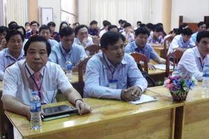 Cà Mau: 54 thí sinh tham dự Kỳ thi chọn HS giỏi Quốc gia THPT năm 2019