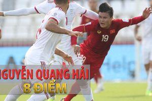 Thua Iran, báo nước ngoài chấm điểm tuyển thủ Việt Nam thế nào?