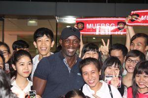 Cựu ngôi sao M.U: 'Trinidad & Tobago dự World Cup, Việt Nam tại sao lại không?'