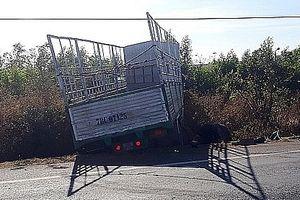 Bộ GTVT đề nghị xử nghiêm vụ xe tải gây tai nạn làm 3 chị em tử vong