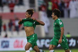 Iraq theo bước Iran vào vòng 1/8 Asian Cup 2019