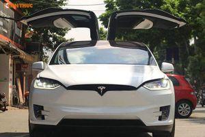 Siêu xe điện ngót chục tỷ, mốt mới của đại gia Việt Nam