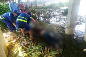 Phát hiện thi thể nữ giới nổi trên sông Sài Gòn