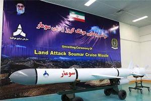 Iran: IRGC sắp tiếp nhận tên lửa hành trình tầm xa Soumar