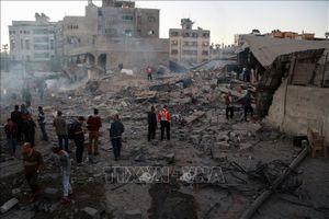 Giao tranh giữa Israel và các nhóm vũ trang tại Dải Gaza