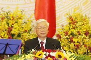 Tổng Bí thư, Chủ tịch nước Nguyễn Phú Trọng trả lời phỏng vấn TTXVN: Tạo nền tảng vững chắc để đất nước phát triển