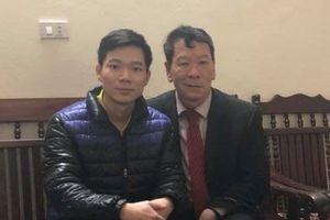 Sức khỏe phục hồi tốt, bác sĩ Hoàng Công Lương có thể sẵn sàng ra tòa