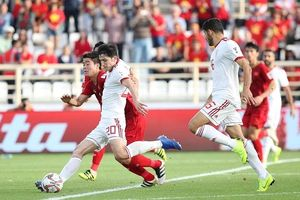 AFC Asian Cup 2019: 5 điểm nhấn trong trận Việt Nam 0-2 Iran