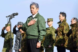 Quân đội Nhật Bản - Mỹ diễn tập nhảy dù chung