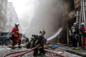 Pháp: Phát hiện thêm thi thể một phụ nữ tại hiện trường vụ nổ trung tâm Paris