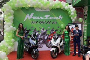 Pega giới thiệu xe máy điện NewTech, giá từ 22 triệu đồng