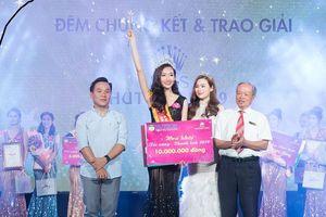 Quán quân Miss Hutech 2019: 'Nếu tự ti về bản thân, có chăng chỉ là Thanh Khoa của quá khứ'
