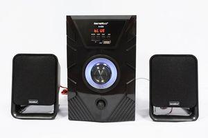 Đánh giá nhanh mẫu loa SoundMax A-826: Nhỏ mà có 'võ'