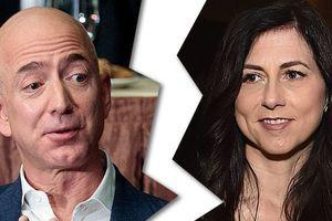 Cổ đông Amazon chịu những rủi ro gì bởi vụ ly hôn của Jeff Bezos?