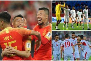 Chân dung 6/16 đội đã lọt vào vòng 1/8 tại Asian Cup 2019