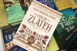 Dạy con bằng truyện Do Thái của tác giả từng đoạt giải Nobel Văn học