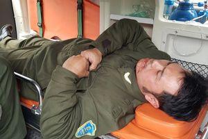Nhân viên an ninh sân bay bị cò mồi taxi đánh gãy 4 răng cửa: Công an vào cuộc