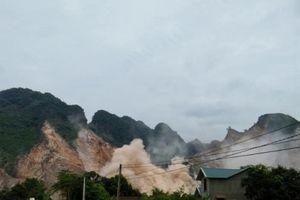Lạng Sơn: 5 mỏ đá tại một thôn, người dân khốn khổ