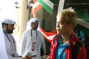 Thầy trò ông Park Hang-seo đến Al Ain chờ 'tử chiến' Yemen