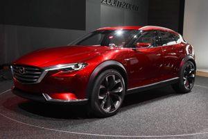 Mazda sắp ra xe hoàn toàn mới, có thể là CX-3